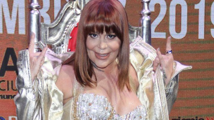 Tras volver a TV Azteca, Alejandra Guzmán habría recaído en vicios; golpeó a directivos