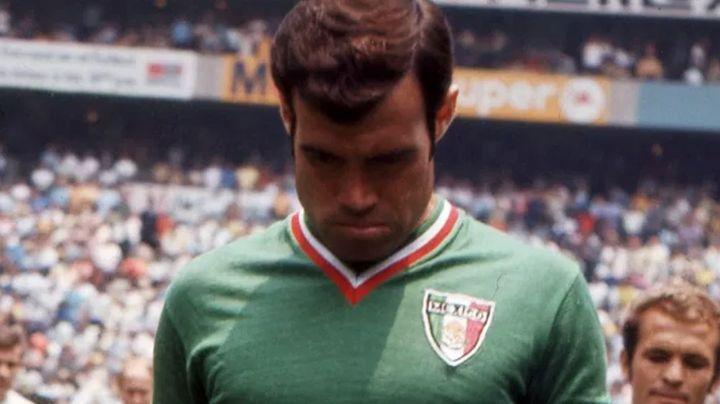 Fallece el exfutbolista Gustavo 'Halcón' Peña, capitán de Selección en Mundial de 1970