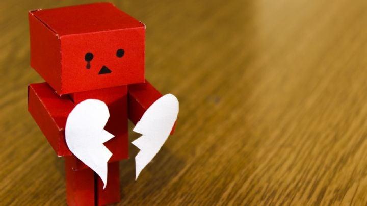 Descubre cómo reacciona tu cuerpo después de que has tenido una ruptura amorosa