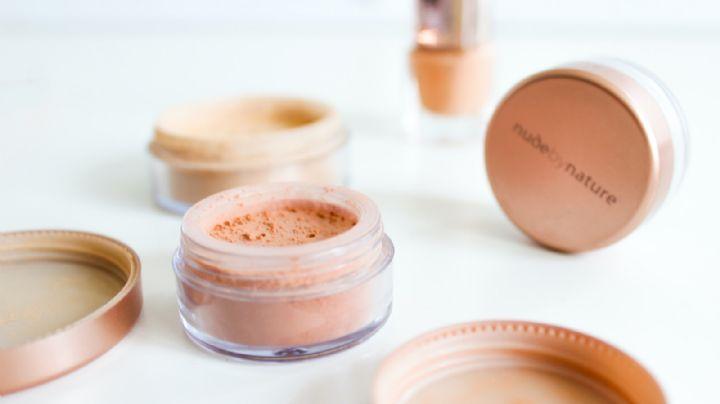 ¡Evítalos! Estos son los 3 errores más comunes al momento de elegir una base de maquillaje