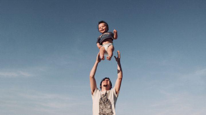 ¡Sé un buen padre! Estos son los beneficios de que los hombres se involucren en la crianza