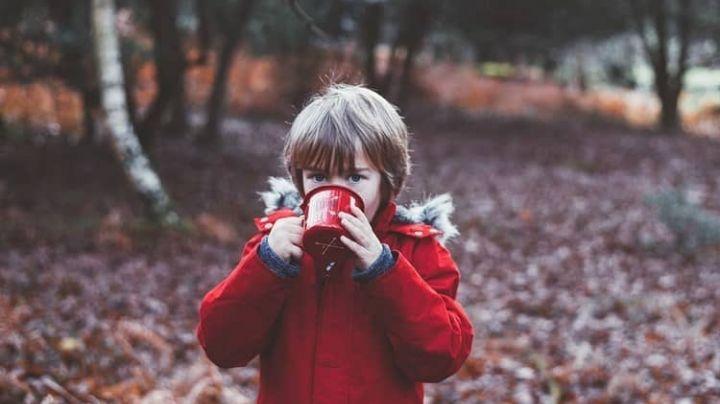 ¡Protégelos! Estos son los cuidados que debes tener con tus hijos durante el frío