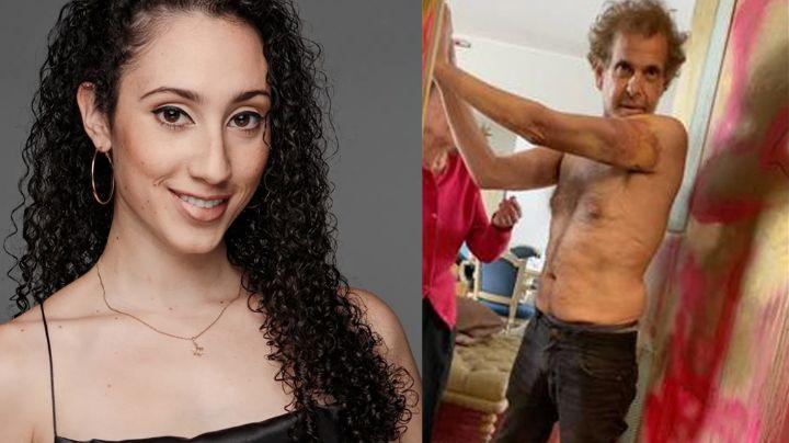VIDEO: Exhiben a famoso exconductor por brutal acoso a joven actriz en un elevador