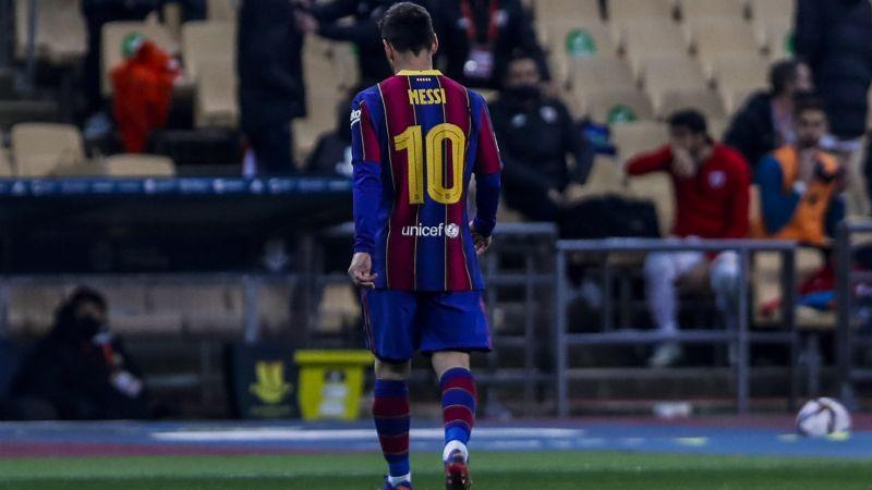 Lio Messi recibe dos partidos de sanción por pegarle a rival