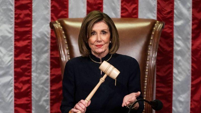 FBI investiga posible venta de laptop de Nancy Pelosi a Rusia después de asalto al Capitolio
