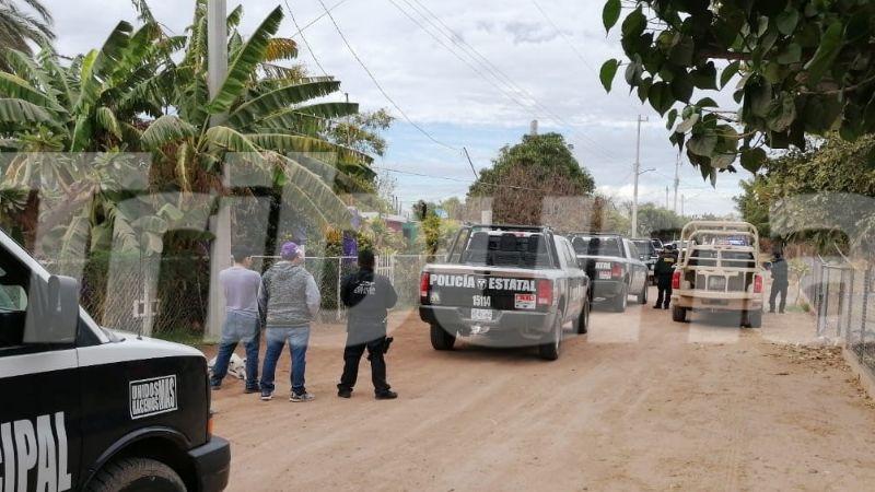 Cajeme: Autoridades rodean domicilio en Campo 30 para detener a un presunto gatillero