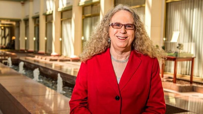 La transgénero Rachel Levine, será Subsecretaria de Salud en la administración de Biden