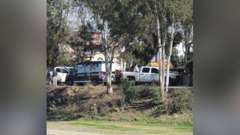Vecinos reportan la presencia de un cadáver con signos de tortura y calcinado en Ensenada