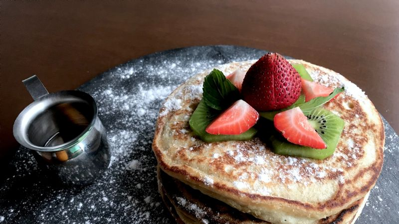 Desayuno 'fit': Estos panqués saludables te ayudarán a obtener la energía que necesitas para tu día
