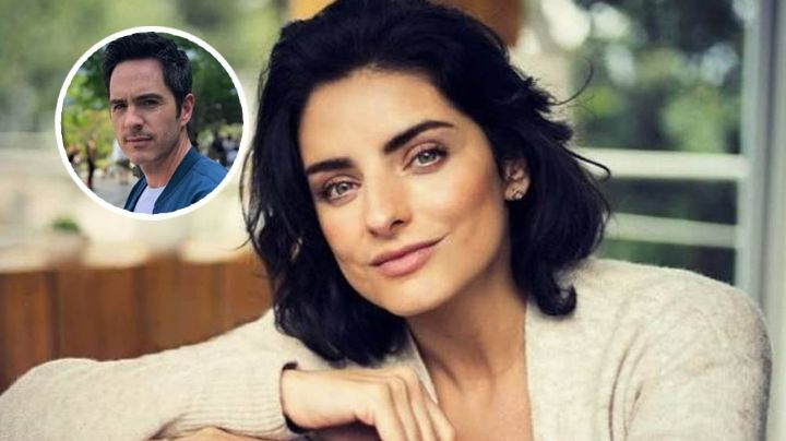 ¡Se siguen amando! Aislinn Derbez confiesa que sigue enamorada de Mauricio Ochmann