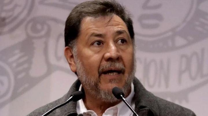 Fernández Noroña es tachado de misógino por polémica comentario en Twitter