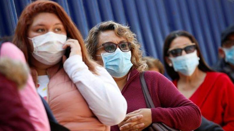 SSA registra 126mil 851 muertos y 1 millón 443mil 544 casos positivos de coronavirus en México