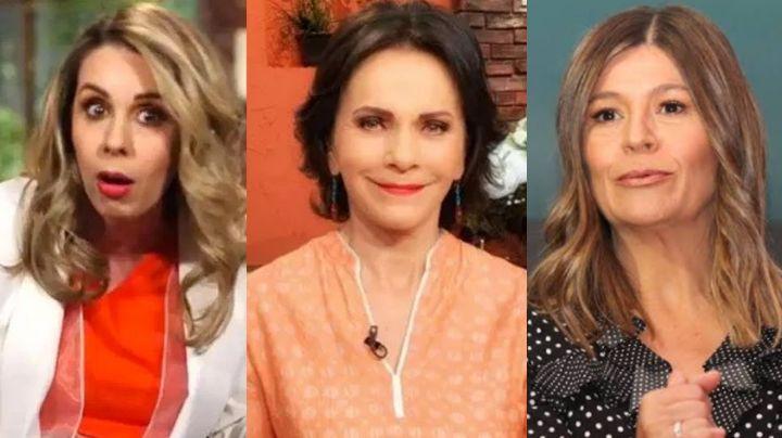 Tras correrlas y vetarlas de TV Azteca, Chapoy busca que Martha Figueroa y Atala vuelvan a 'Ventaneando'