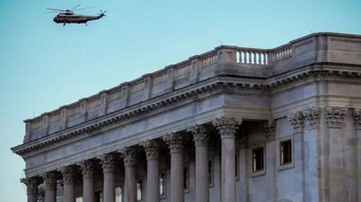 Corte Suprema de EU recibe amenaza de bomba previo a toma de protesta de Biden