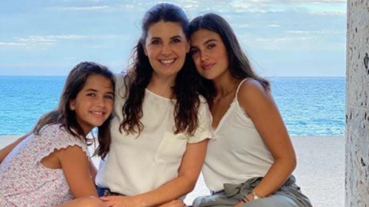 Mayrín Villanueva y su hija Romina se lucen al natural en Instagram y muestran que son idénticas