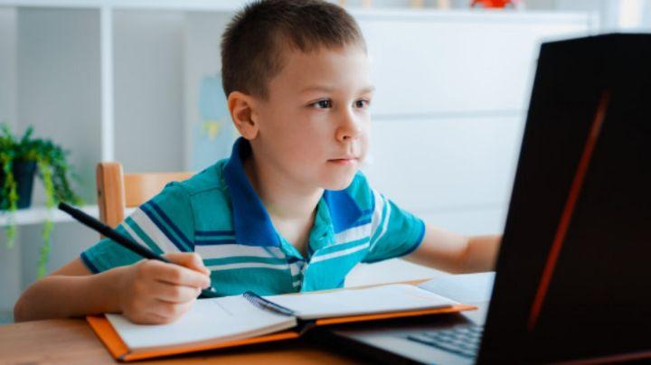 ¿Tus hijos se distraen fácilmente? Estas son las claves para que ponga atención en la escuela virtual