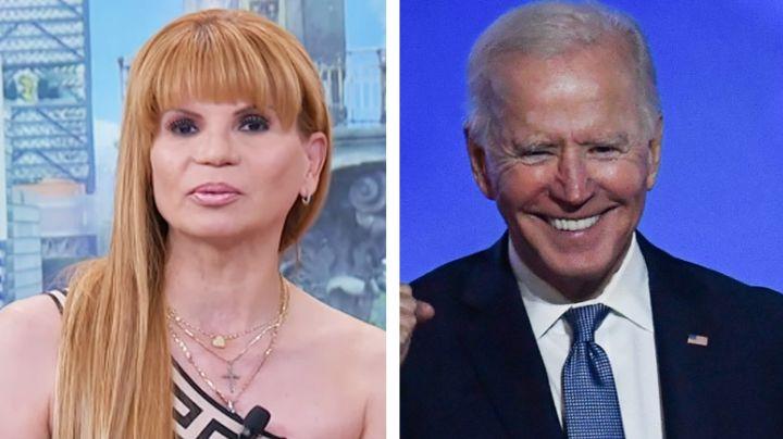 ¡Predicción cumplida! Mhoni Vidente adelantó que Joe Biden firmaría decreto para migrantes