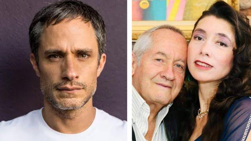 Reportan delicado a papá de Gael García Bernal; piden oraciones por su salud
