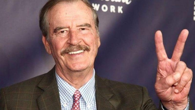 Vicente Fox lanza mensajes en Twitter para felicitar a Joe Biden y celebrar inicio de su mandato