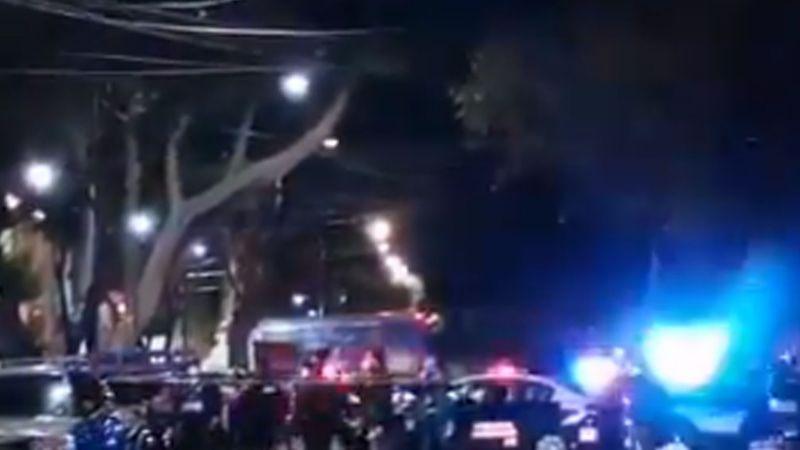 Sujetos desconocidos ejecutan a conductor luego de que circulaba por calles de la CDMX