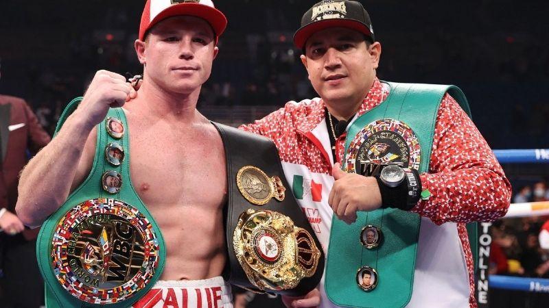 'Canelo' Álvarez ya tiene rival y fecha para su siguiente pelea