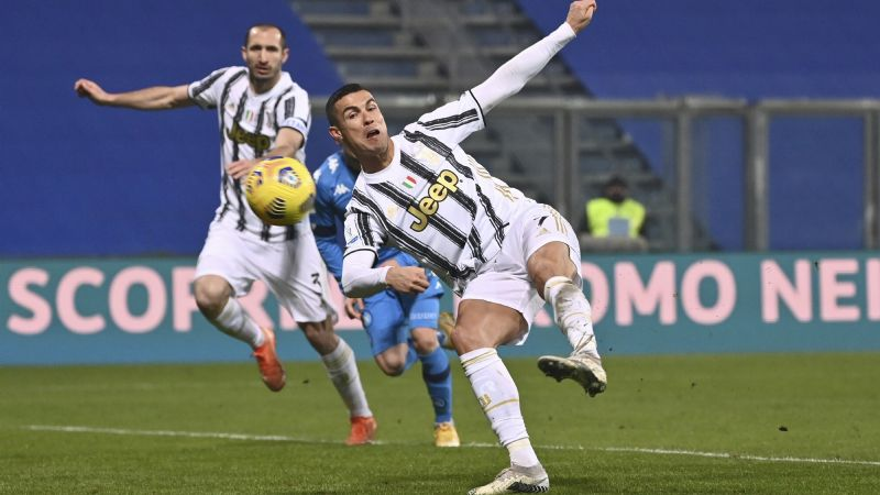 ¡Súper CR7!; Cristiano Ronaldo se convierte en el máximo goleador en la historia