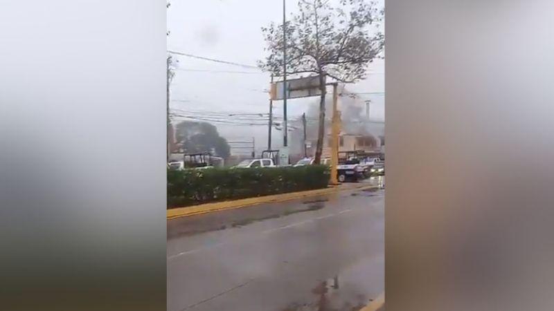 Enfrentamiento armado entre policías y civiles deja como saldo 5 muertos y 2 detenidos