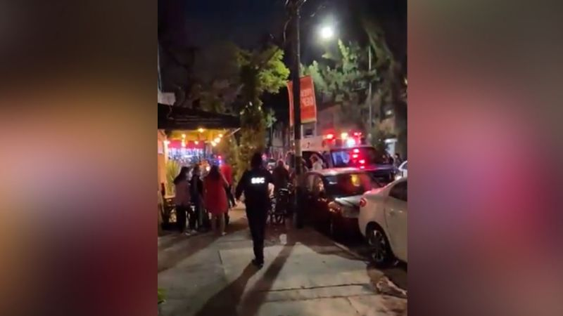 Menor de edad desata intensa movilización policíaca tras asaltar un negocio y lesionar a dos personas