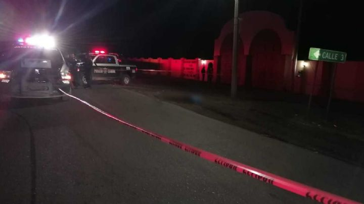 Terror en el Valle del Yaqui por la presencia de un cuerpo; tenía el 'tiro de gracia'