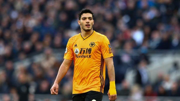 Raúl Jiménez apura su recuperación mientras los Wolves le buscan un sustituto