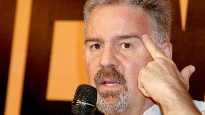 Ari Telch reacciona de esta forma ante los escándalos de su exesposa, Ninel Conde