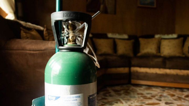 Profeco lanza campaña para devolver tanques de oxígeno y así salvar una vida