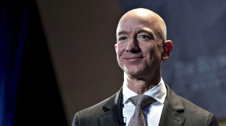 Jeff Bezos dona 100 mdd a los bancos de alimentos de Estados Unidos