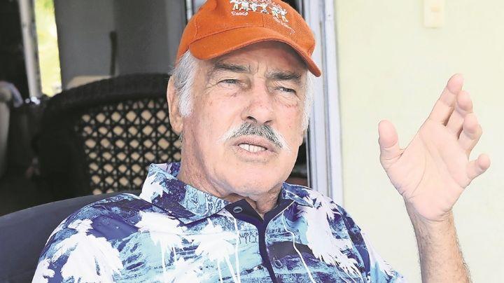 Andrés García revela que entregará parte de su herencia en vida a uno de sus hijos