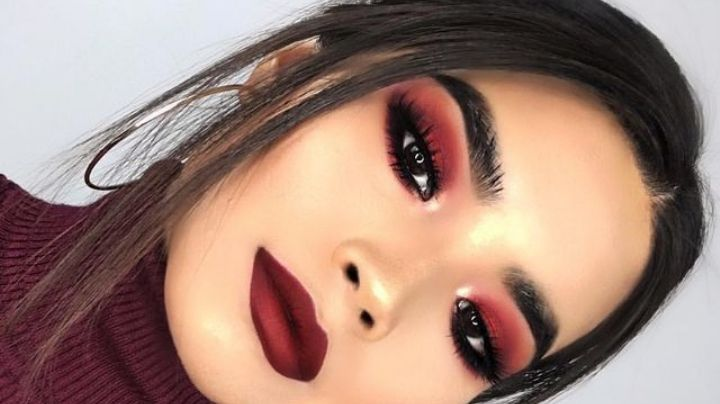 'Pretty in red': Esta es la forma en la que puedes sorprende a todos usando sombra de ojos roja