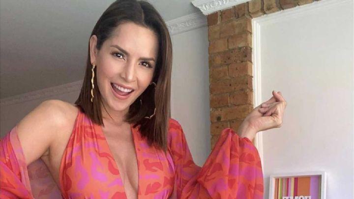 Carmen Villalobos impacta a sus seguidores de redes con este baile