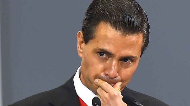 La Fiscalía podría iniciar proceso judicial contra Enrique Peña Nieto