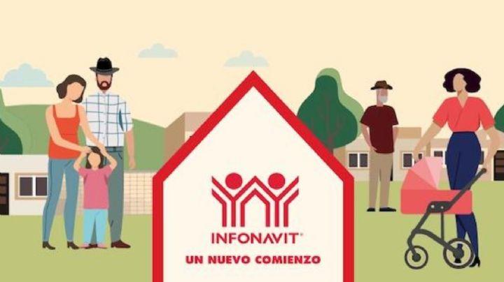 Para quien ya va a liquidar su casa, el programa 90 Diez del Infonavit les interesa