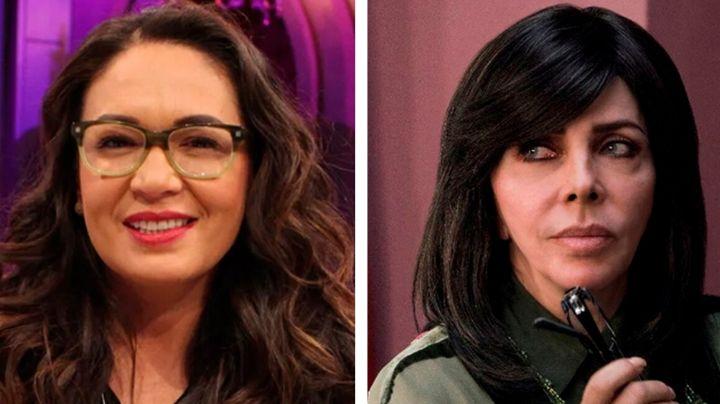Yolanda Andrade asegura que sus mejores besos fueron con Verónica Castro