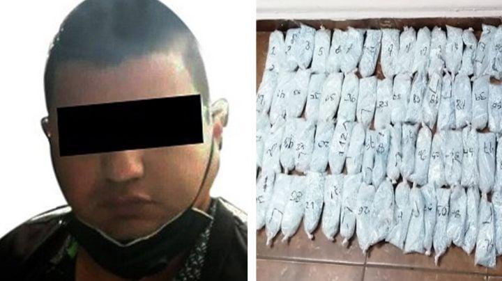 Sonora: Vinculan a proceso a sujeto que conducía con 126 mil pastillas de fentanilo
