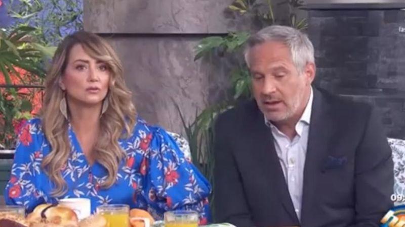 """Televisa, de luto: Conductor de 'Hoy' se entera en vivo de la muerte de su tía: """"Quedé en shock"""""""