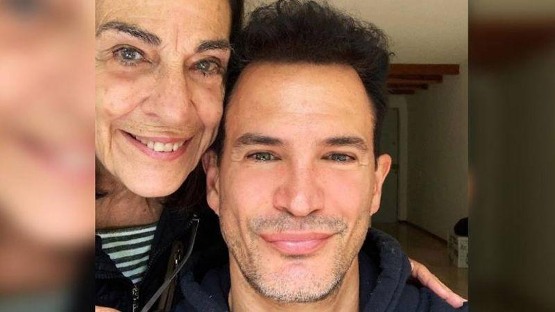 """""""Tuve un derrame"""": Julio Camejo aparece en 'VLA' tras desgarradora muerte de su madre"""