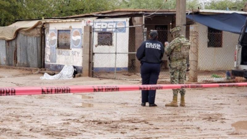 Asesinan simultáneamente a dos personas en dos poblados del Valle de Empalme
