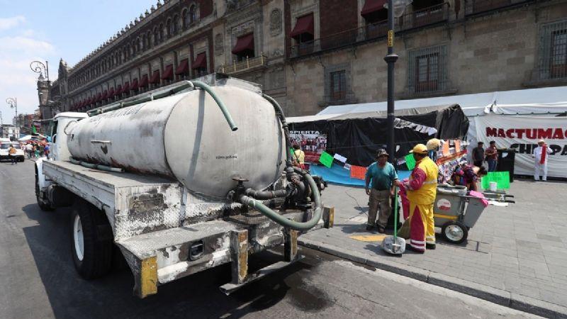 Para un mejor precio en servicio de pipas de agua, Profeco y Conagua firman convenio