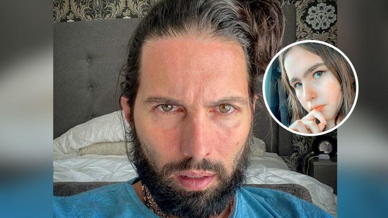 Poncho de Nigris revela en 'VLA' que tiene una hija de 10 años que pocos conocen