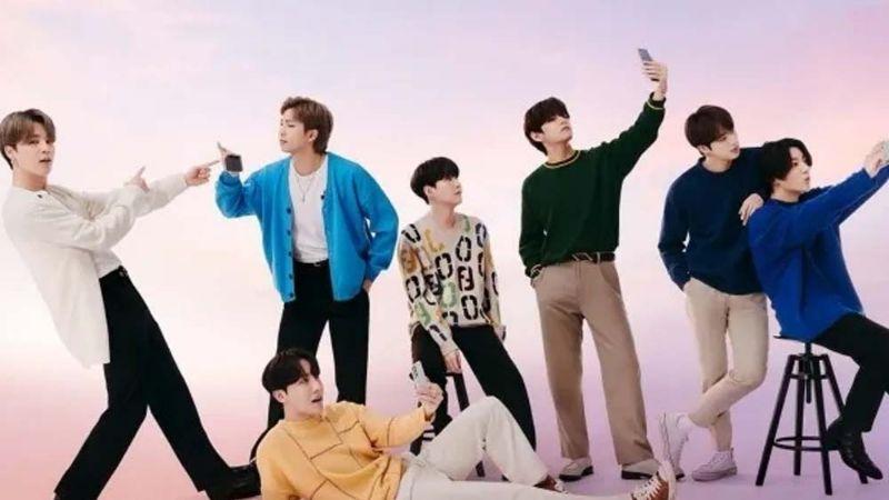 BTS reciben invitaciones personalizadas de Louis Vuitton y sus fanáticos 'enloquecen'