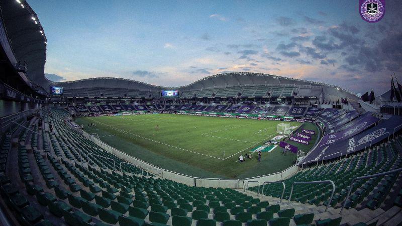 Duelo de Mazatlán ante Santos se jugará sin aficionados en el 'Kraken'