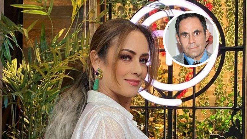 """""""Tenía muchos conflictos"""": Anette Michel revela el verdadero motivo de su ruptura con Jaitovich"""