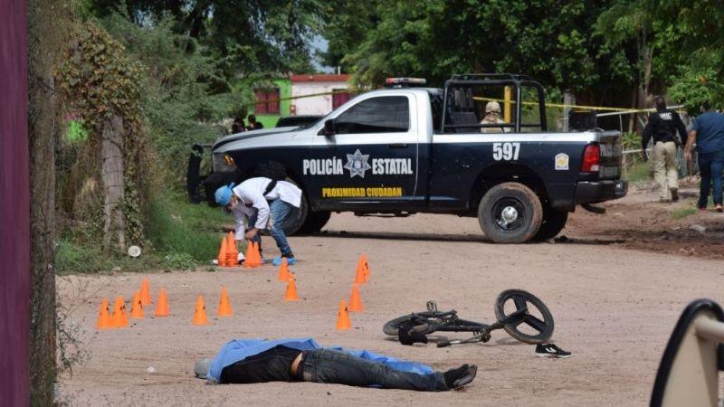 Programa 'Reto 100 días de Resultados' es opacado por los homicidios en Cajeme
