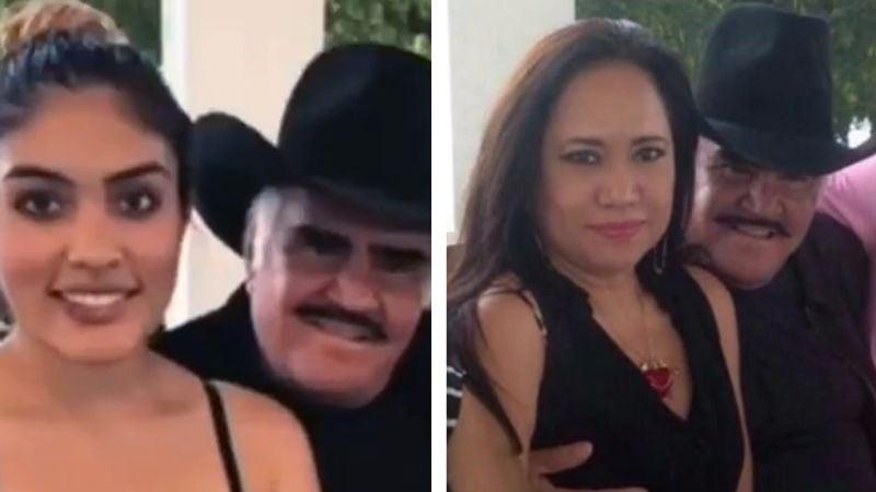Otras dos mujeres exhiben que también fueron 'manoseadas' por Vicente Fernández